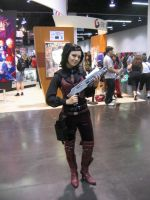 Ergo Proxy Cosplay by Knightfourteen