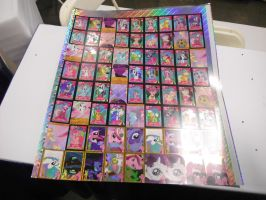 My Little Pony Trading Card Holo-Foils by DestinyDecade