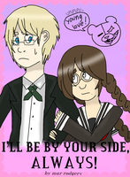 I'll be by your side, always! by kyoukosaku