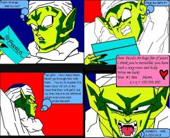 Piccolo -Not easy being Green- by Trixen