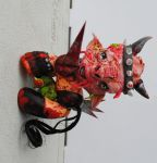 My Little Pony GWAR by Tat2ood-Monster