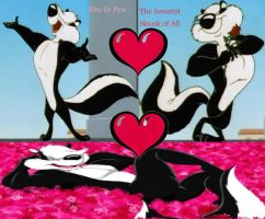 Pitu Le Pew Tribute by Jazzanovawolf