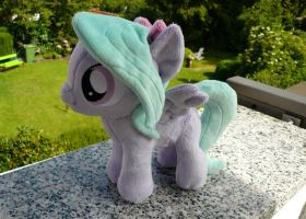 Filly Flitter Plushie by navkaze