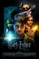 Harry Potter, Deathly Hallows by hobo95