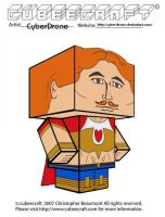 Cubeecraft - Bow by CyberDrone