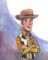 Sheriff Woody Original by mregina