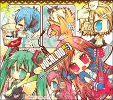 VOCALOID 02 by ahon77