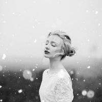 snowing by thefirebomb