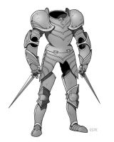 CotSF: Footman Armor by M0AI