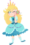 .P-Star Butterfly. by cATinYt