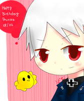 Happy Birthday Prussia by pammy01251