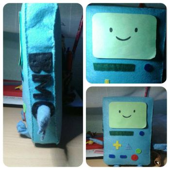 Bmo~ Adventure Time by Esther24