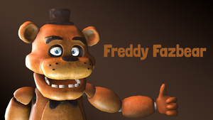 Freddy Fazbear is the name! by ChicaChickson