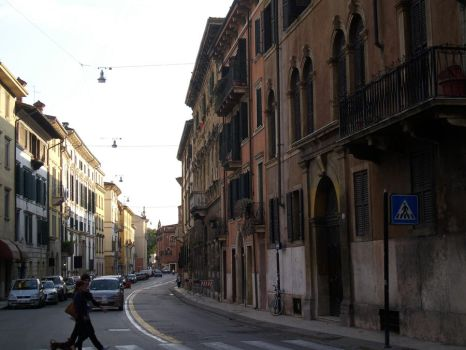 Italy Streed life by Souffrances