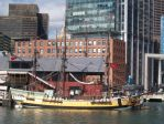 Boston Tea Party Ships 3 by uglygosling