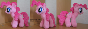Pinkie Pie #4 by ManlyStitches