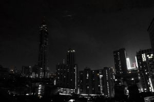 Dark Night in Bangkok by Anomonny