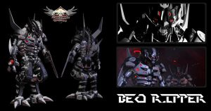 He Will Rip You Apart - BEO Ripper by mestophales