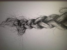 Hair Intricate 5. by Toblerone22