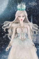Limited Doll - Hilda is released ! by Angell-studio