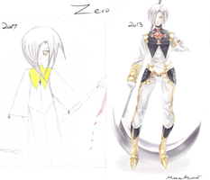 The Improvement of Zero by ManouAzumi