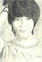 Taemin by Sashinee