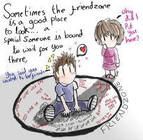 the friend zone by Natini