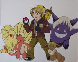 Hetalia Pokemon Allies by texmex15
