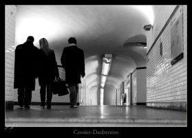 Censier-Daubenton by graffit