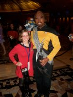 Worf by 0Shortie0