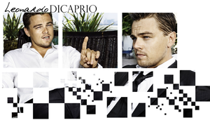 Leo DiCaprio Wall 2 by xmcpheeverx