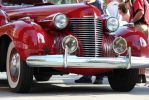 Car Show Cars Red Lady by suthrnbelle81