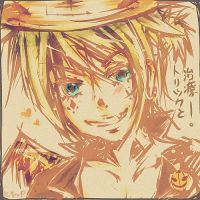 Trick And Treat : LEN by Rukitella