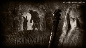 Gandalf the Grey 1 by Mithrandir29