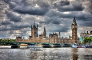 Houses of Parliament by dandelgrosso