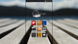 quite minimal android screenshot part2 by majetic