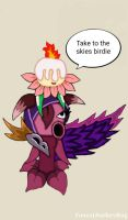 The Bird that can't fly by ForestArcherBoy