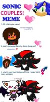 Sonic Couples Meme by STH-AlexThePanther