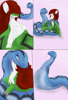 Forgeting The snake by jacobgord12345