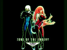Zone of The Enders 2 by xXhimechanXx