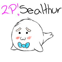 I CAN'T STOP DRAWING SEAL PUPS by CupcakesWithBlood