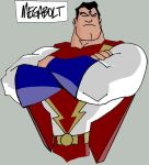 MEGABOLT- StockSuperHero COLOR by mattcrap