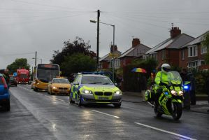 Olympic Torch Cavalcade by mr-macd