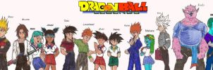 Dragonball Legends by Sipioc