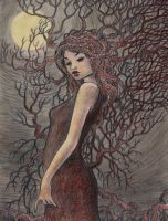 Dryad by offermoord