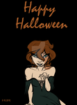 Happy Halloween. - Raine by GarnetBeauty153