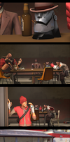 SFM Comic part 1 by Sonski96