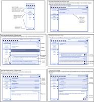 Postler Message Layout Ideas by doctormo