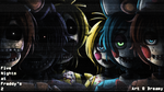 [FNAF2] OLD AND NEW [SPEEDPAINT] by YumeChii-NI