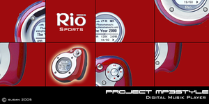 Mp3Player Banner by carlosp